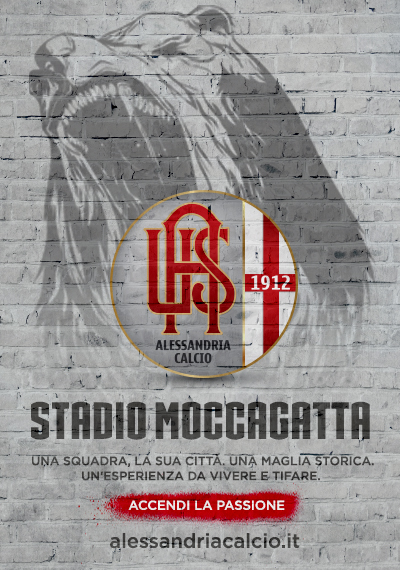 Locandina Alessandria Calcio