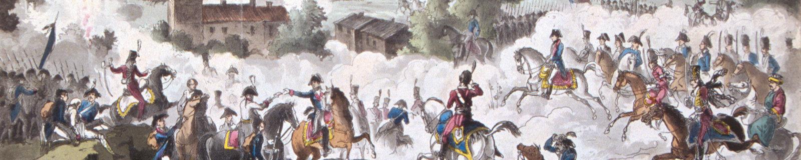 Immagine di testata: estratto stampa Battaglia di Marengo