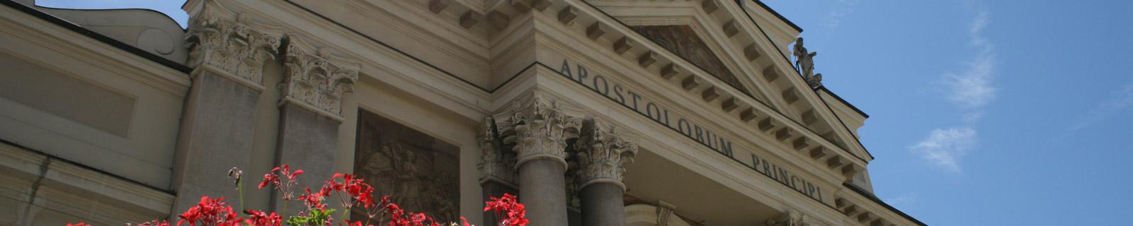 Immagine di testata: foto porzione Cattedrale di San Pietro