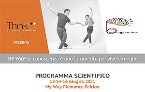 Estratto immagine presentazione programma scientifico MY WAY PIEMONTE EDITION