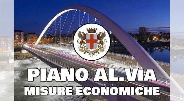 """Immagine """"Piano AL.VIA"""" misure economiche"""