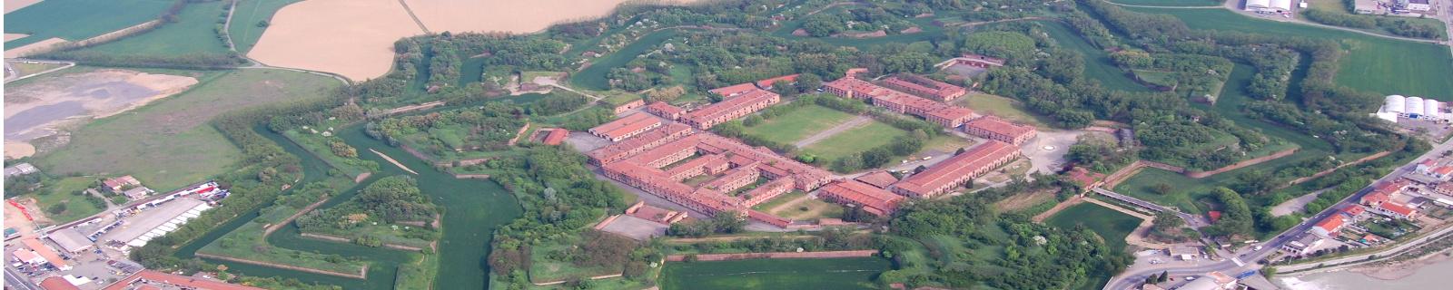 Immagine di testata: veduta aerea della Cittadella