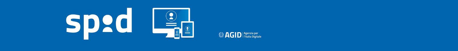 Immagine SPID di AGID (Agenzia per l'Italia Digitale)