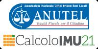 """Immagine banner """"ANUTEL - Calcolo IMU 2021"""""""