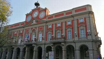Foto Palazzo municipale o Palazzo Rosso