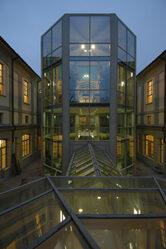 Biblioteca civica - Foto esterno