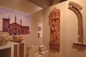 Foto scorcio Stanze Medioevo