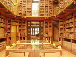 Biblioteca civica - Foto Sale storiche