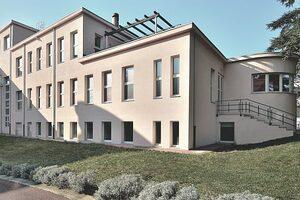 Foto Sanatorio Vittorio Emanuele III