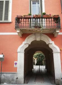 Foto ingresso Palazzo Guaracco