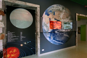 Foto percorso di scienze sulla Terra