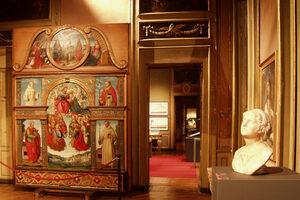 Foto sala del Cinquecento